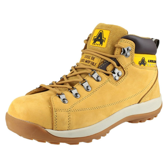 Honey - Lifestyle - Amblers Steel FS122 Safety Boot - Mens Boots