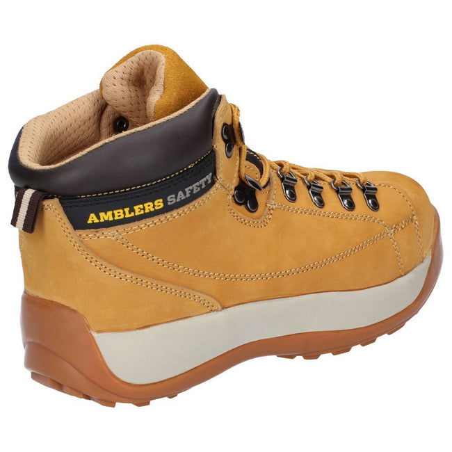 Honey - Pack Shot - Amblers Steel FS122 Safety Boot - Mens Boots