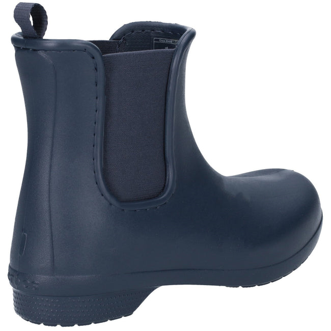 Navy-Navy - Lifestyle - Crocs Womens-Ladies Freesail Chelsea Boot