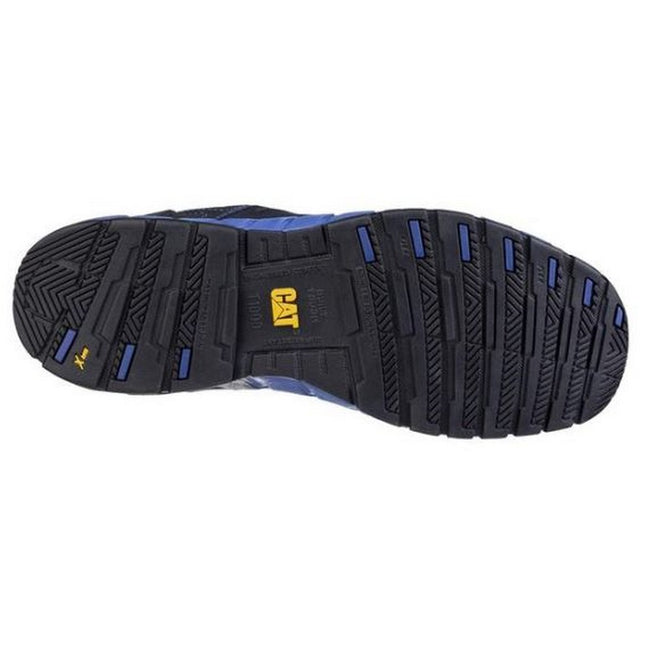 Blue Nights - Lifestyle - Caterpillar Mens Byway Lace Up Safety Trainer