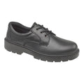 Black - Front - Amblers Steel FS41 Safety Gibson - Mens Shoes