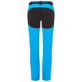 Bright Blue-Navy - Back - James and Nicholson Mens Trekking Pants