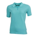 Mint Green - Front - James and Nicholson Womens-Ladies Classic Polo