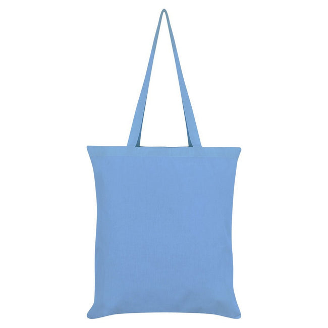 Sky Blue - Back - Grindstore Respect Your Mother Earth Tote Bag