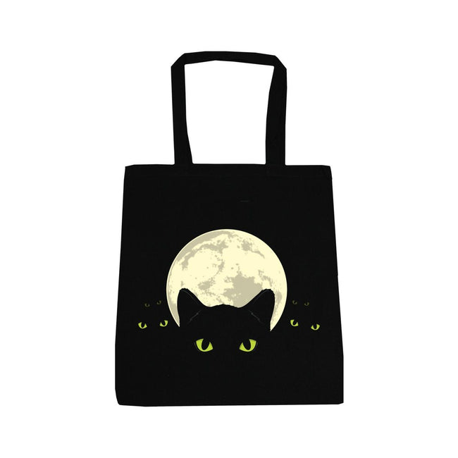 Black - Front - Grindstore Bright Eyes Tote Bag