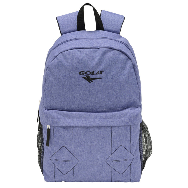 Lavender Marl - Front - Gola Unisex Adults Argo Backpack