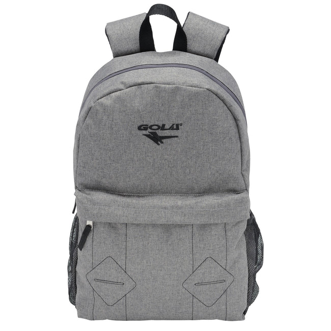 Grey Marl - Front - Gola Unisex Adults Argo Backpack