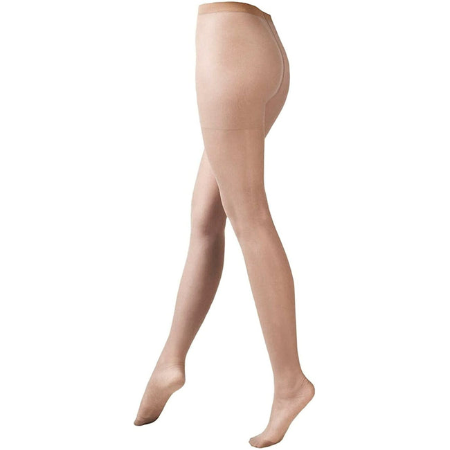 Bamboo - Front - Cindy Womens-Ladies 15 Denier Sheer Tights (1 Pair)