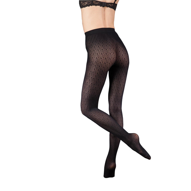 Barely Black - Diana - Front - Couture Womens-Ladies Ultimates Tights (1 Pair)