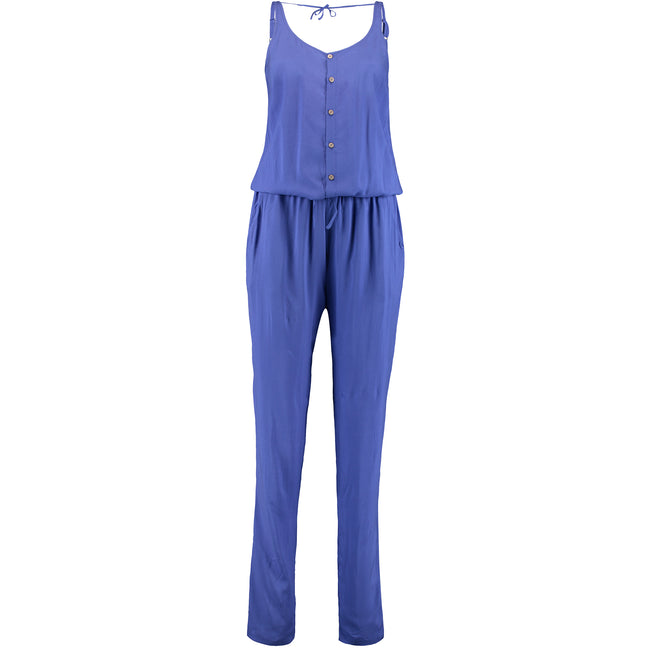 Ultra Marine - Front - ONeill Womens-Ladies Full Length Jumpsuit