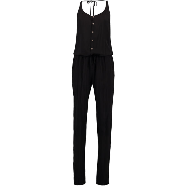 Black Out - Front - ONeill Womens-Ladies Full Length Jumpsuit