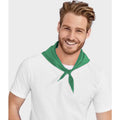Kelly Green - Back - SOLs Unisex Plain Bandana