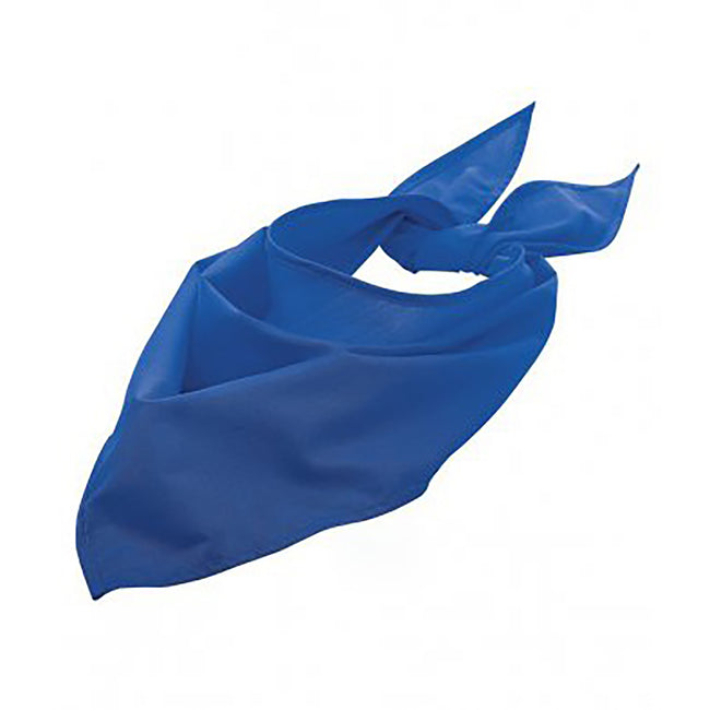 Royal Blue - Front - SOLs Unisex Plain Bandana