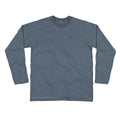 Charcoal Marl - Front - One By Mantis Unisex Raglan Sweatshirt