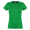 Kelly Green - Front - SOLS Womens-Ladies Miss Short Sleeve T-Shirt