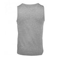 Red - Back - SOLS Mens Justin Sleeveless Tank - Vest Top