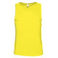 Blue Atoll - Front - SOLS Mens Justin Sleeveless Tank - Vest Top