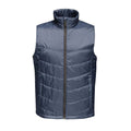 Navy - Front - Regatta Mens Stage II Insulated Bodywarmer
