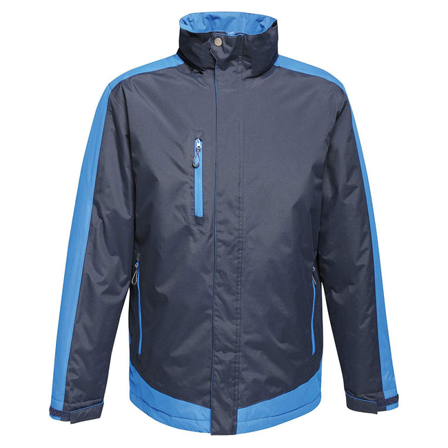 Black-Seal Grey - Front - Regatta Mens Contrast Insulated Jacket