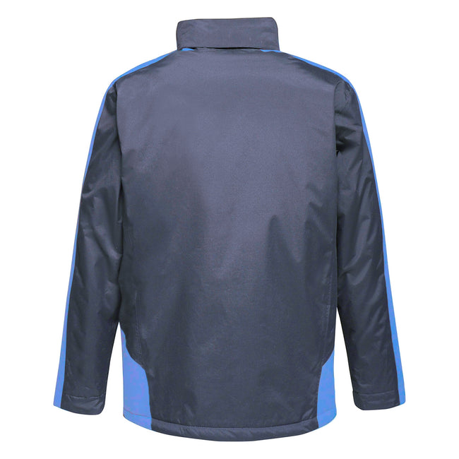 Navy-New Royal - Side - Regatta Mens Contrast Insulated Jacket