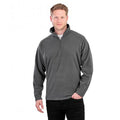 Charcoal - Back - Result Core Unisex Micro Fleece