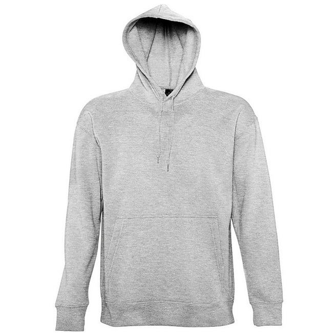 Dark Grey - Pack Shot - SOLS Slam Unisex Hooded Sweatshirt - Hoodie