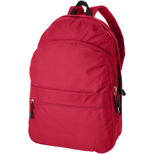 Red - Front - Bullet Trend Backpack