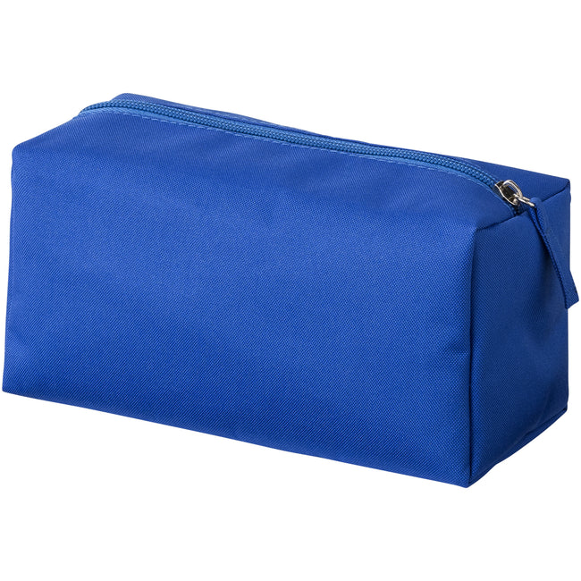 Blue - Front - Bullet Passage Toiletry Bag
