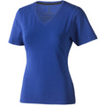 Blue - Front - Elevate Womens-Ladies Kawartha Short Sleeve T-Shirt