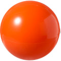 Orange - Back - Bullet Bahamas Solid Colour Beach Ball