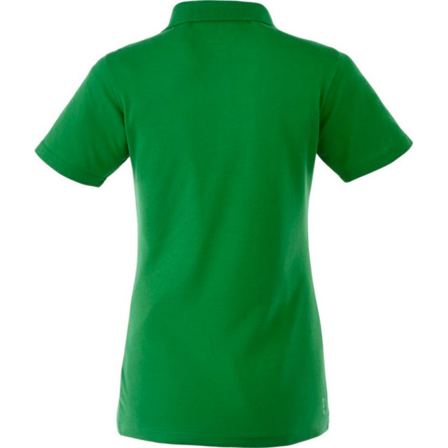 Apple Green - Lifestyle - Elevate Primus Short Sleeve Ladies Polo