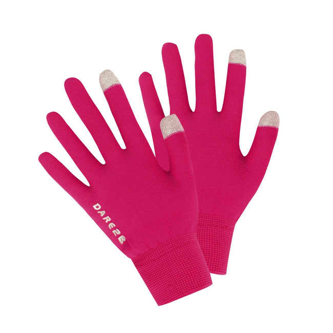 Duchess - Front - Dare 2B Adults-Unisex Lineout Touchscreen Gloves
