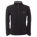 Black-Seal Grey - Front - Regatta Great Outdoors Mens Adventure Tech Stanton II Fleece Top