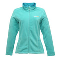 Ceramic - Front - Regatta Great Outdoors Womens-Ladies Adventure Tech Clemance II Fleece Top