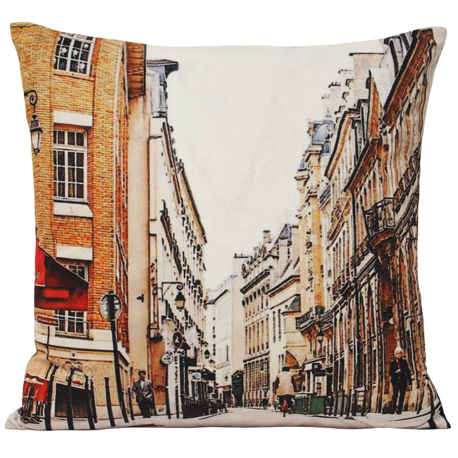 Sepia - Front - Riva Home Camden Cushion Cover