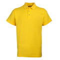 Sunflower - Front - RTY Workwear Mens Pique Knit Heavyweight Polo Shirt (S-10XL) - Extra Large Sizes