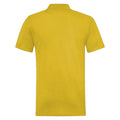 Sunflower - Back - RTY Workwear Mens Pique Knit Heavyweight Polo Shirt (S-10XL) - Extra Large Sizes