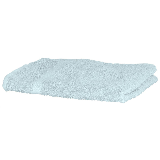 Peppermint - Front - Towel City Luxury Range 550 GSM - Hand Towel (50 X 90 CM)