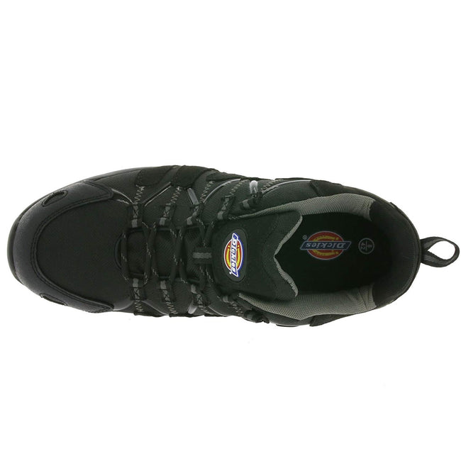 Black - Lifestyle - Dickies Mens Tiber Super Safety Trainers - Footwear