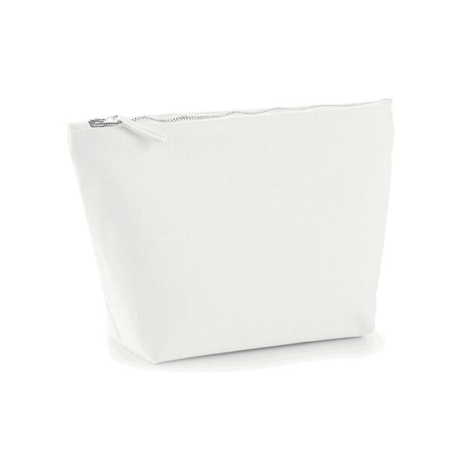 Off White - Front - Westford Mill Canvas Accessory Bag