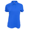 Royal Blue - Front - Fruit Of The Loom Womens-Ladies Moisture Wicking Lady-Fit Performance Polo Shirt