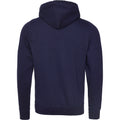 Oxford Navy - Back - AWDis Hoods Mens Cross Neck Hoodie