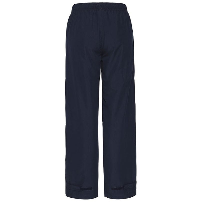 French Navy - Back - AWDis Just Cool Womens-Ladies Sports Tracksuit Bottoms