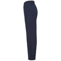French Navy - Side - AWDis Just Cool Womens-Ladies Sports Tracksuit Bottoms