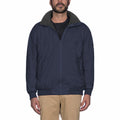 True Navy-Cinder - Back - Musto Mens Snug Blouson II Showerproof Jacket