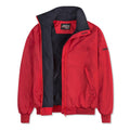 True Red-True Navy - Side - Musto Mens Snug Blouson II Showerproof Jacket