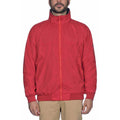 True Red-True Navy - Lifestyle - Musto Mens Snug Blouson II Showerproof Jacket
