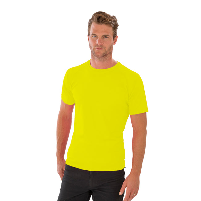 Grey - Front - Spiro Adults Unisex Impact Aircool Tee