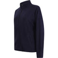 Oxford Navy - Lifestyle - Henbury Womens-Ladies Microfleece Anti-Pill Jacket