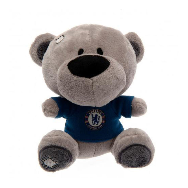 Grey-Blue - Back - Chelsea FC Official Timmy Bear
